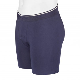 sous-vêtement bleu marine adapté pour homme