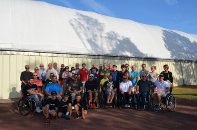 Tennis Club De Berck Handi Tennis